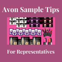 AVON SELLING TIPS: USING SAMPLES