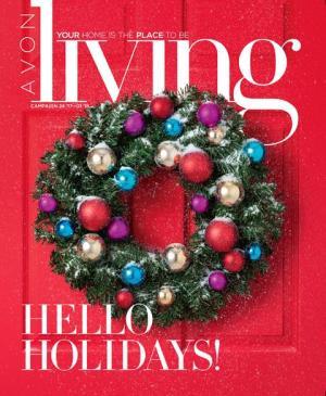 Avon Living Campaign 24- Campaign 1