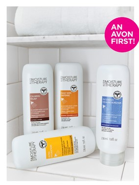 Moisture Therapy In Shower Body Lotion