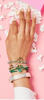 The Color Stack Bracelet Set