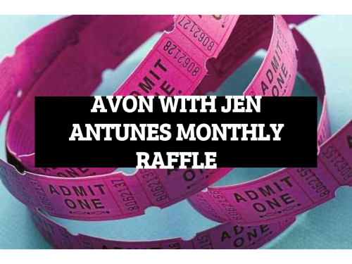 TITLE IMAGE Monthly Raffle