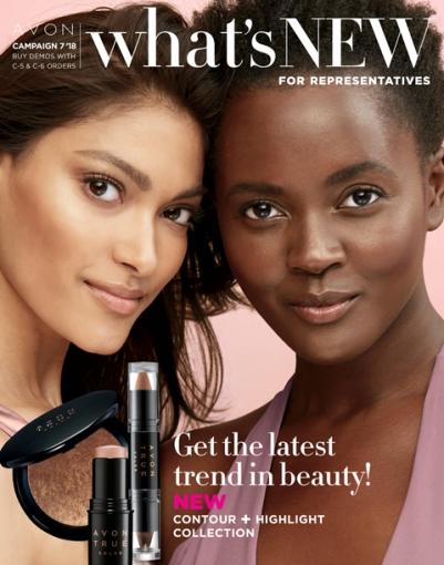 Avon Campaign 7 What's New