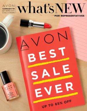 Avon What's New Campaign 6