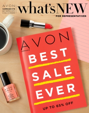 Avon What's New Campaign 6