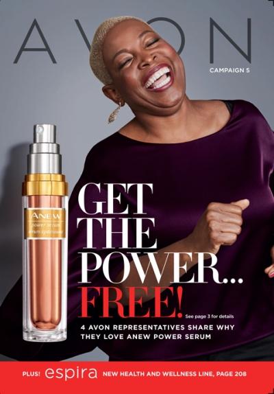 Campaign 5 Avon Brochure