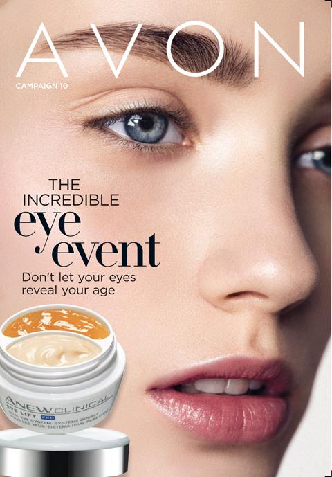 Avon Campaign 10 Brochure