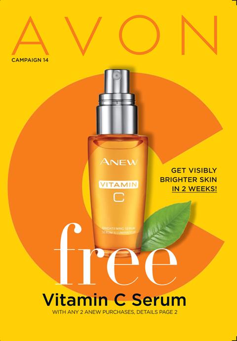 Avon Campaign 14 Brochure