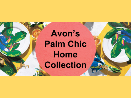 Palm Chic Home Collection