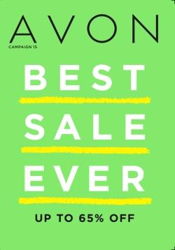 Avon Campaign 15 Brochure