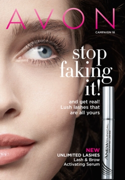 Avon Campaign 18 Brochure