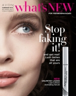 Avon Campaign 18 What's New