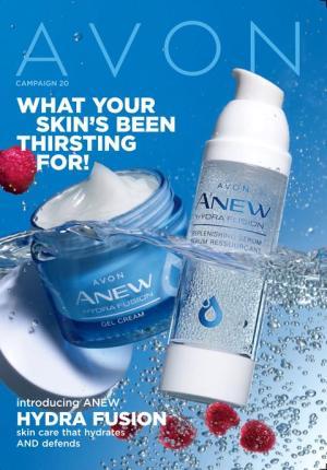 Avon Campaign 20 Brochure