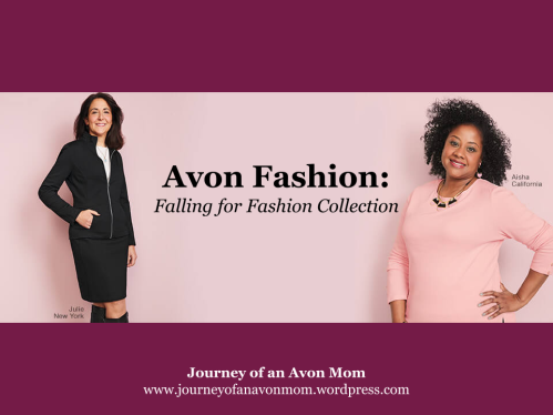 Avon Fashion Falling for Fashion Collection.png