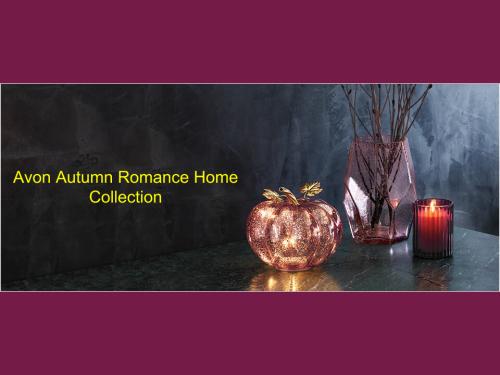 Avon Home_ Autumn Romance Collection