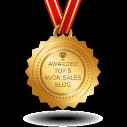 Top 5 Avon Sales Blog