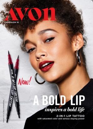 Avon Campaign 16 2019 Brochure