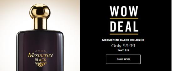 Mesmerize Black On Sale