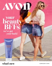 Avon Campaign 18 2019 What's New
