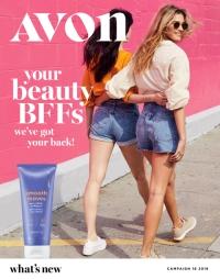 Avon Campaign 18 2019 What's New