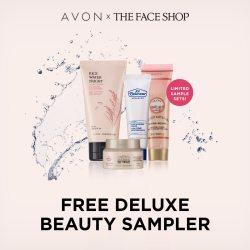 Avon $50 Online Order October Special Offer