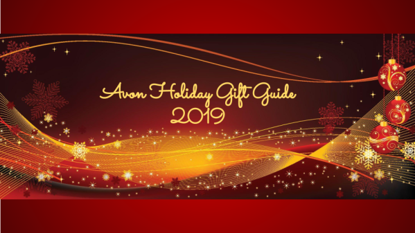 Avon Holiday Gift Guide 2019 Title Image
