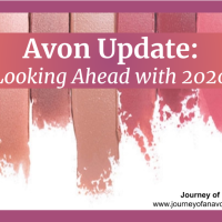 AVON UPDATE: LOOKING AHEAD WITH 2020