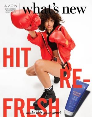 Avon Campaign 2 2020 What's New