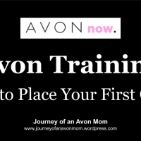 AVON TRAINING: HOW TO PLACE YOUR FIRST AVONNOW ORDER