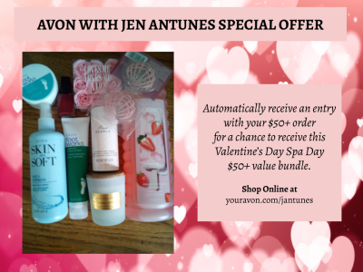 Avon with Jen Antunes Campaign 4 Special Offer