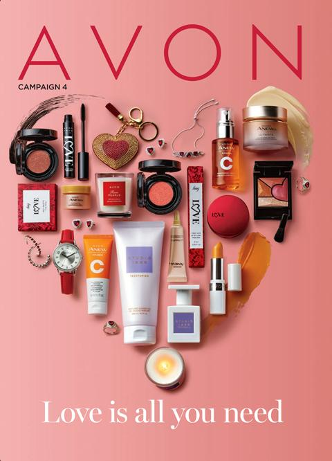 AVON CAMPAIGN 4 2021: SHOP ONLINE CATALOG – Journey of an Avon Mom